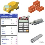 Construction Calculator(Steel,Concrete,Bricks etc) APK