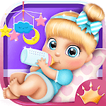 Baby Doll House Games icon