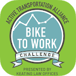 Bike to Work Challenge icon