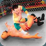 Wrestling Mayhem Cage Revolution Fight icon