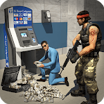 Bank Robbery Cash Security Van: Cops and Robbers icon