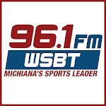 96.1 WSBT Radio icon