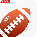 NFL Football Live Streaming icon