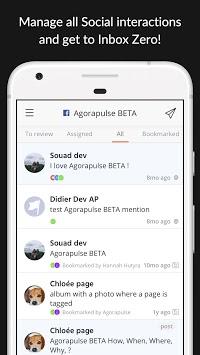 AgoraPulse screenshot 2