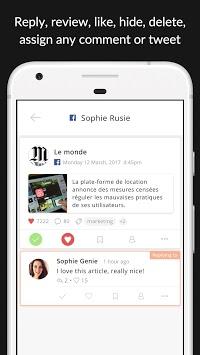 AgoraPulse screenshot 3