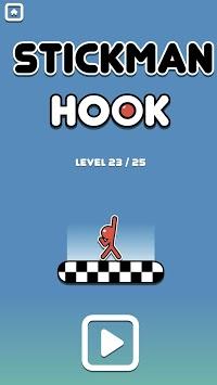Stickman Hook screenshot 1