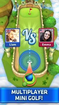 Mini Golf King - Multiplayer Game screenshot 1