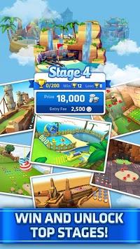 Mini Golf King - Multiplayer Game screenshot 3