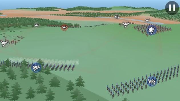 Samurai Wars screenshot 1