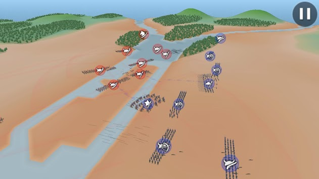 Samurai Wars screenshot 2