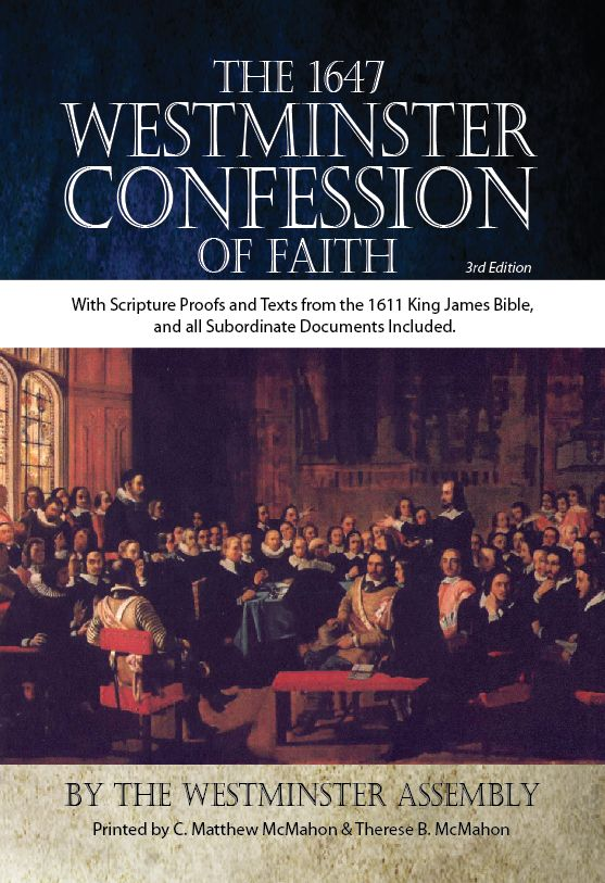 Pdf westminster confession