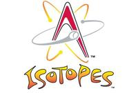 Isotopes logo for flyer