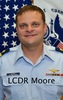 Lcdr moore