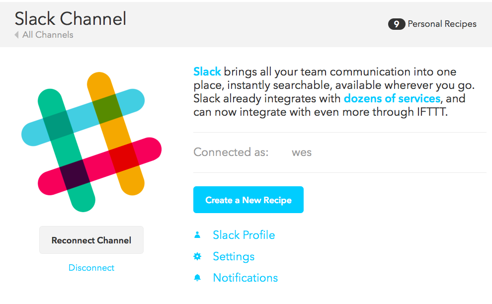 Apollo Studios | How to leverage IFTTT + Slack for lead curation
