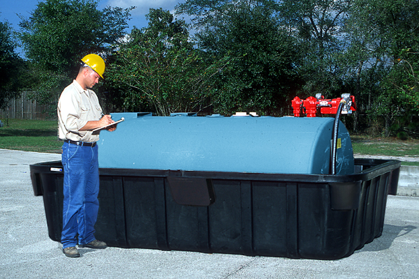 Containment Sumps for Large Tanks