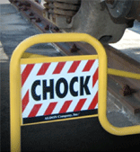 railcar chocks
