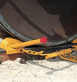 Railcar Wheel Chocks