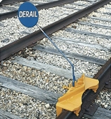 Railcar Derail Systems
