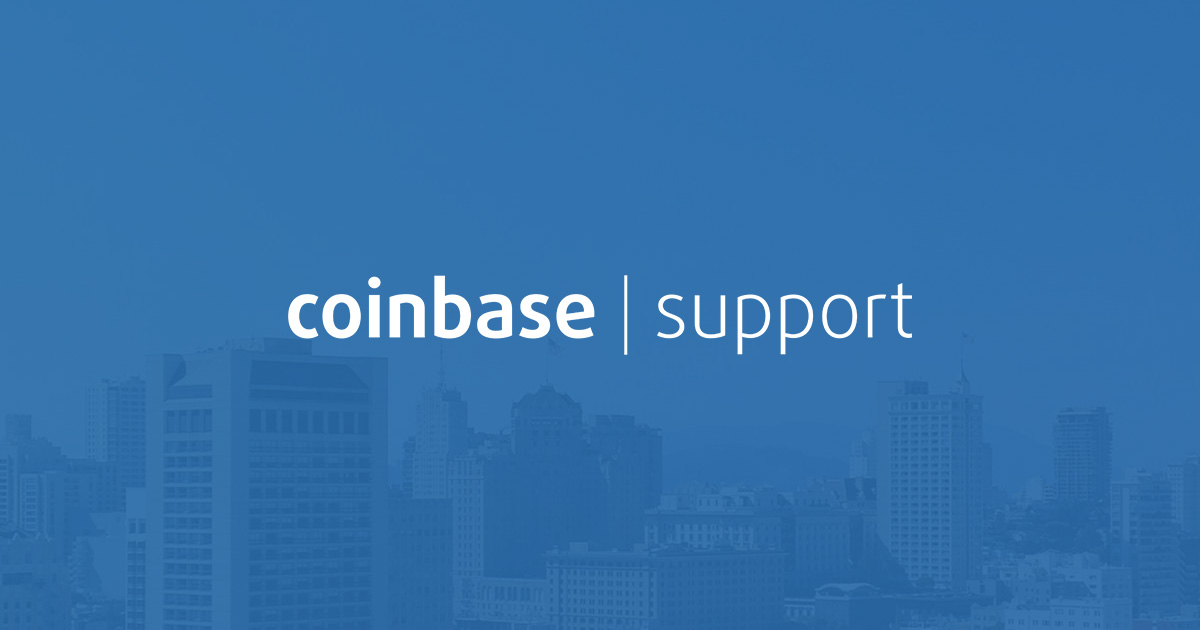 Coinbase | Why is my transaction 'Pending'.