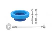 Kit Completo para Instalação de Vasos Sanitários