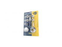 Kit Fácil® Salva Registro® 9 em 1 com Acabamento C-40