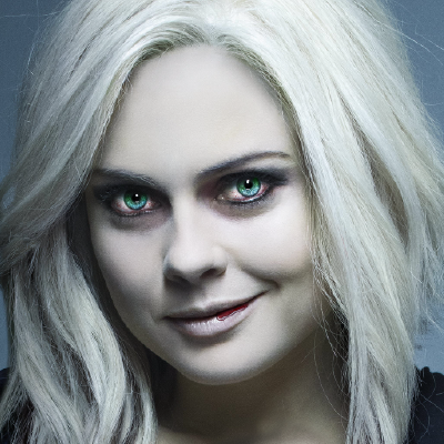 Rose McIver wizard world