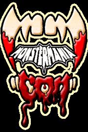 MONSTER-MANIA AUGUST 2021 logo