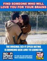 Lexington Comic Con Speed Dating Jennifer Damiano Matthew James Thomas Randki