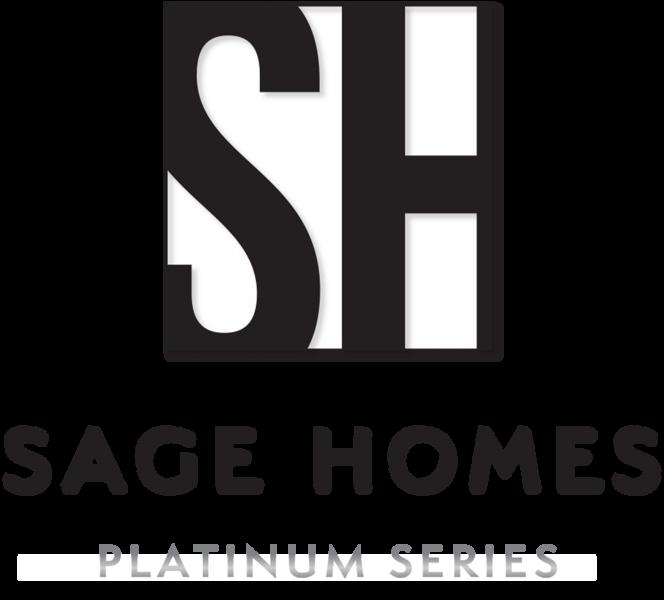 Sage Homes Platinum Series Logo