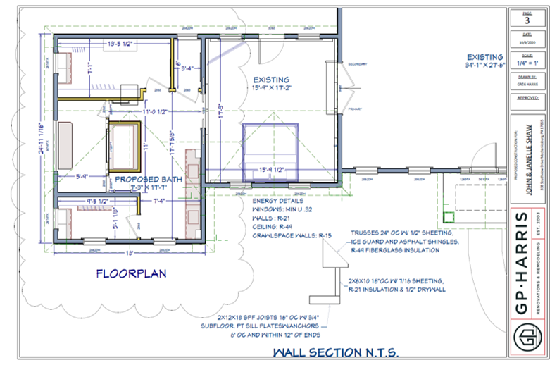 Master Suite Addition & Stairwell Renovation Image