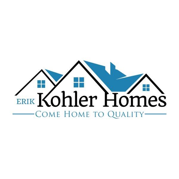 Erik Kohler Homes Logo