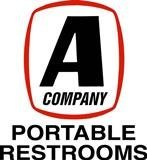 A Company Portable Restrooms Logo