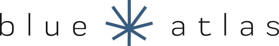 Blue Atlas Homes Logo