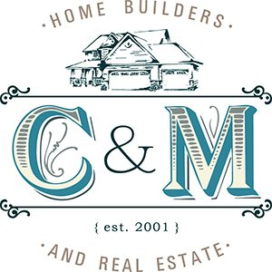C&M Home Builders & Real Estate Logo