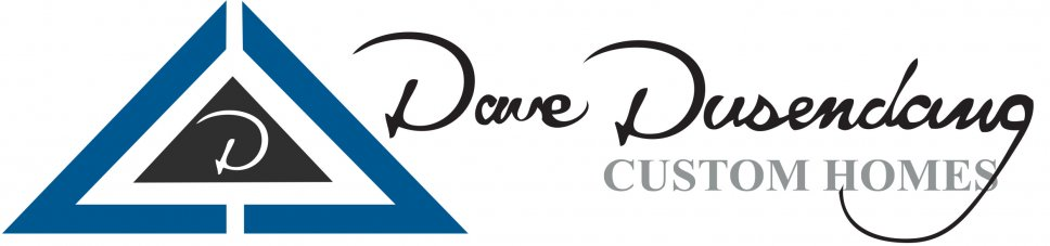Dave Dusendang Custom Homes Logo