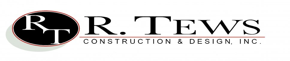 R. Tews Construction & Design Inc. Logo