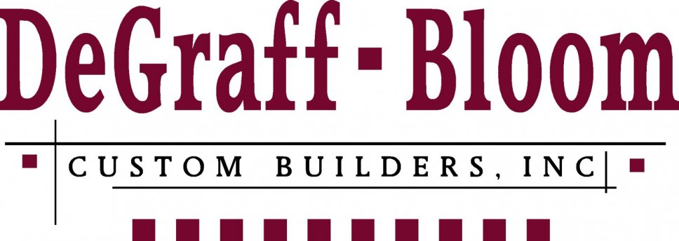 DeGraff-Bloom Custom Builders, Inc. Logo