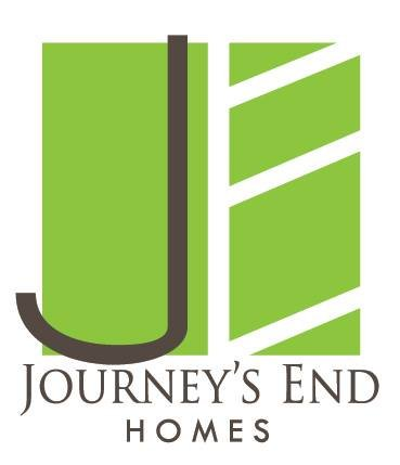Journey's End Homes Logo