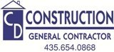 CD Construction Inc. Logo