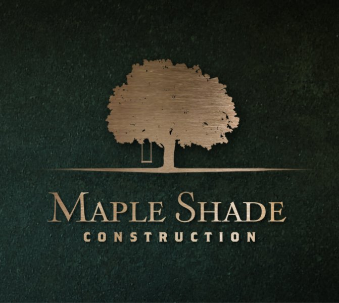 Maple Shade Construction Logo