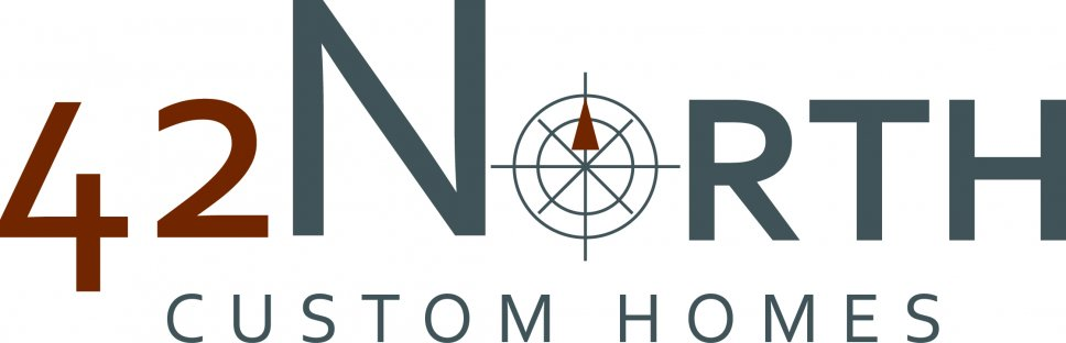 42 North Custom Homes Logo