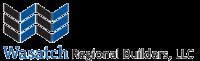 Wasatch Regional Builders Logo