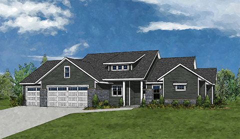 46a6c93564c 2019 Fox Cities Winter Parade of Homes. Peacock Homes LLC