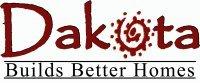 Dakota Homes Inc. Logo