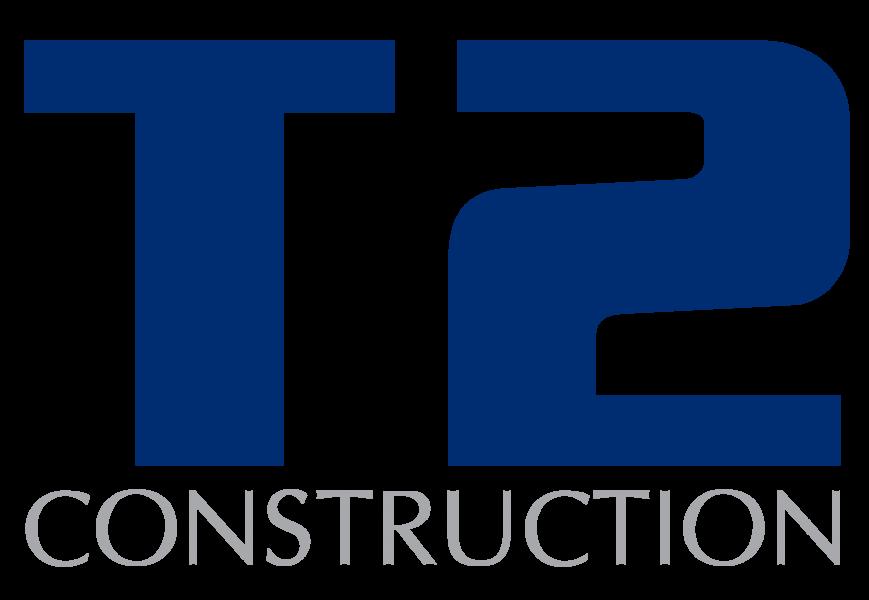 T2 Construction Logo