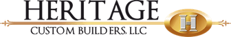 Heritage Custom Home Builders LLC Logo