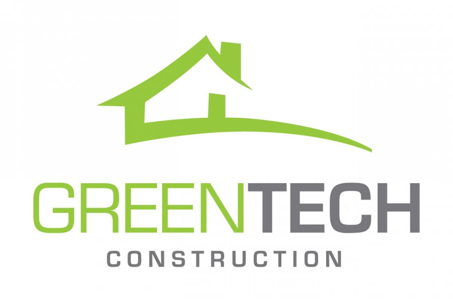 Green Tech Construction Logo