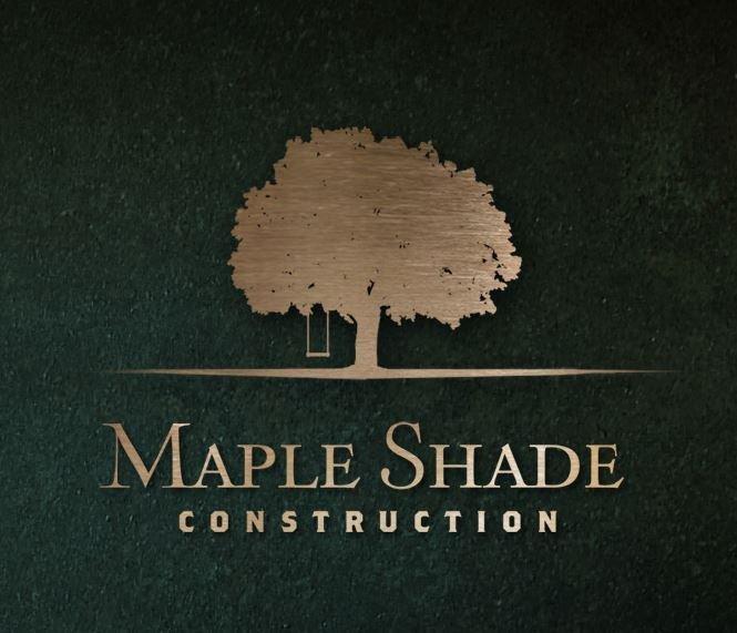 Maple Shade Construction Logo