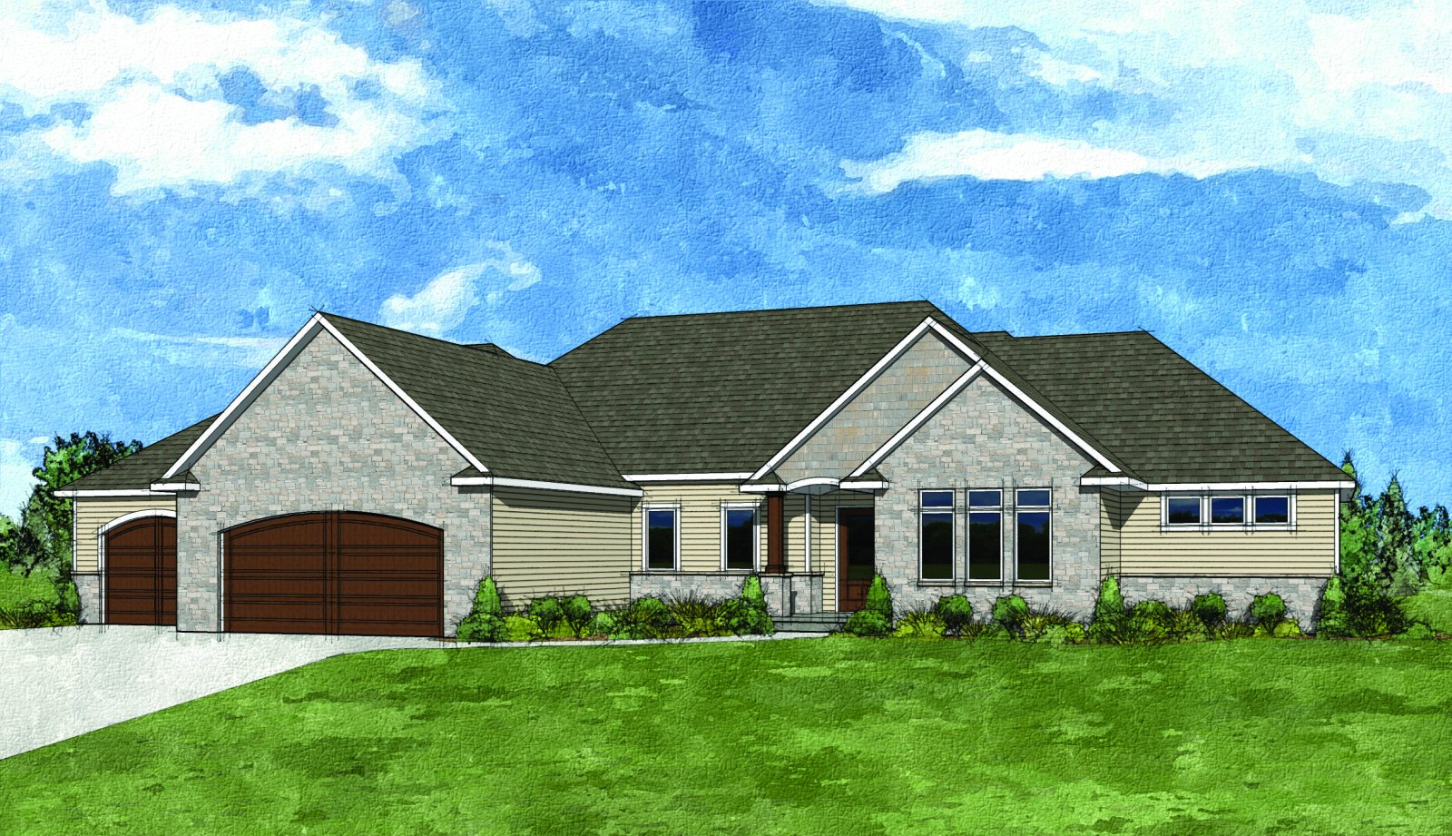 Fox cities hba parade of homes Summer homes builder