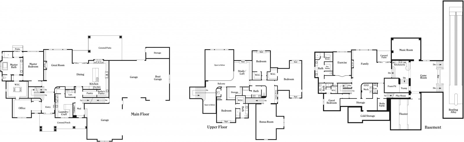 Utah parade of homes floor plans gurus floor for House plans in utah